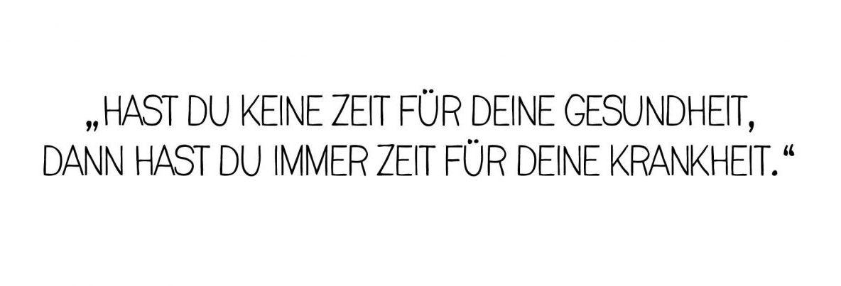 Franz-Josef-Schützenhofer-Hast-du-keine-Zeit-für-deine-Gesundheit,-dann-hast-du-immer-Zeit-für-deine-Krankheit